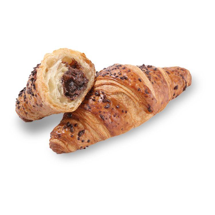 Croissant Choklad Hasselnöt